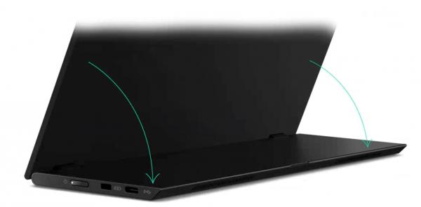 "Lenovo ThinkVision M14 14"" USB-C monitor"