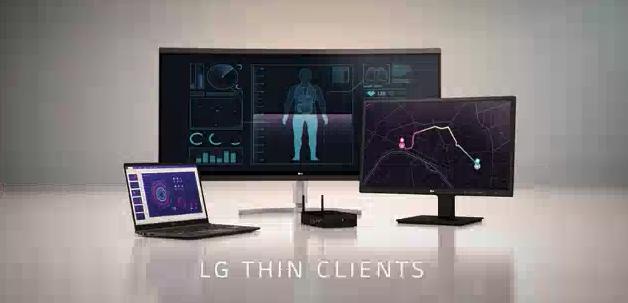 Stratodesk en LG - Veilig werken vanuit huis