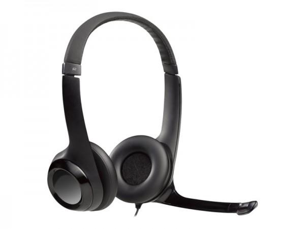 Logitech H390 USB headset (981-000406)