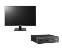"""Complete werkplek: Dell Wyse 3040 met LG 24"""""""