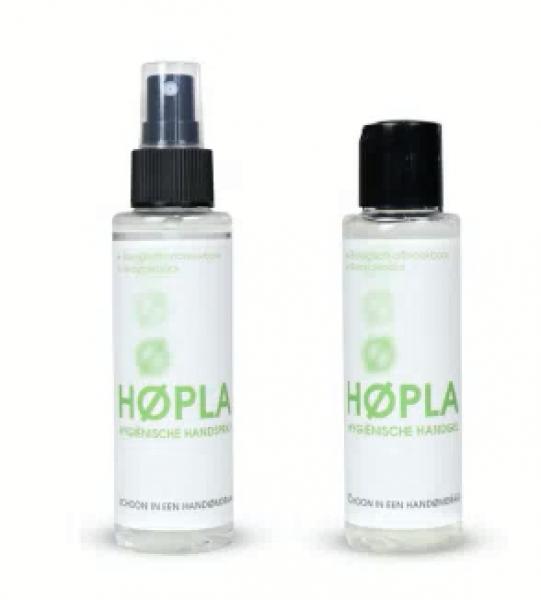 Høpla Disinfectant Handgel 70% 100 ml