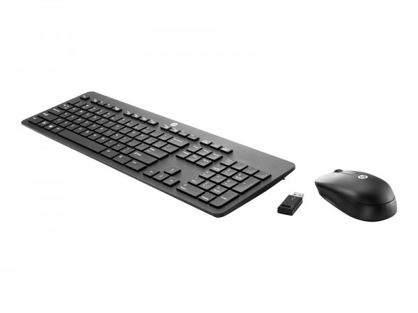 HP Business Slim Toetsenbord + Muis