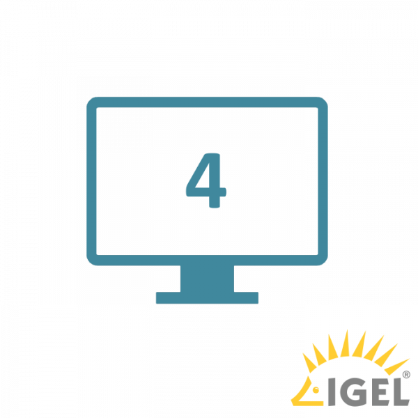 Additionele 4e DisplayPoort video kaart voor UD7