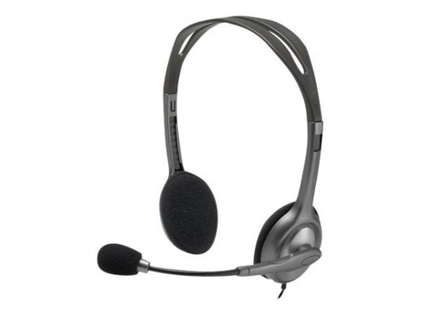 Logitech H111 Headset (981-000593)