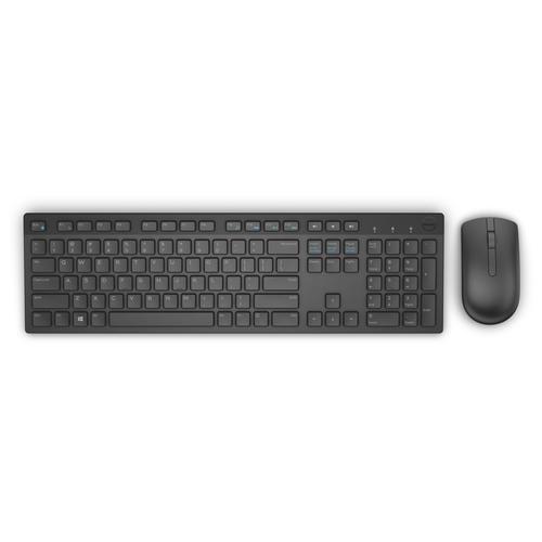 Dell draadloos toetsenbord en muis KM636 (DEL-580-ADFT)