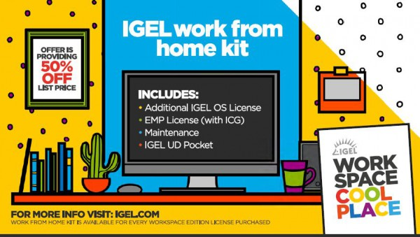 IGEL Work From Home Kit