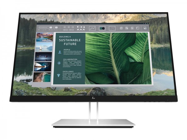 HP E24u G4 - E-Series - LED-monitor - 24 inch