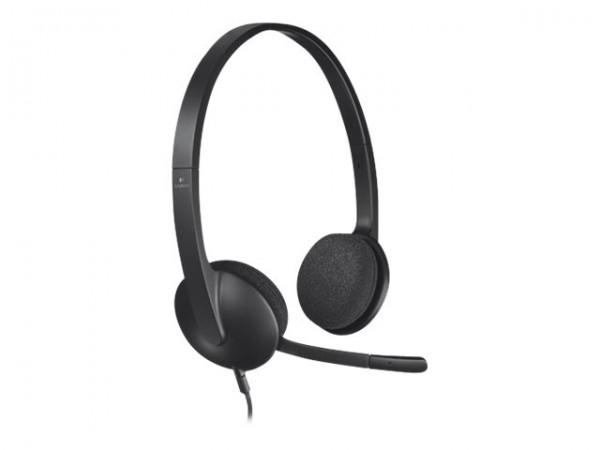 Logitech H340 USB Headset (981-000475)