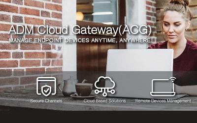 Atrust ADM Cloud Gateway (ACG) – Locatie-onafhankelijk beheer