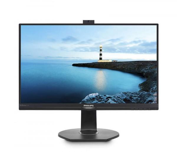 Philips LCD monitor met webcam (241B7QPJKEB)