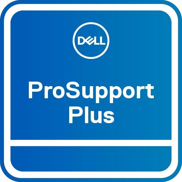 DELL Upgrade van 3 jaren ProSupport tot 3 jaren ProSupport Plus Garantie