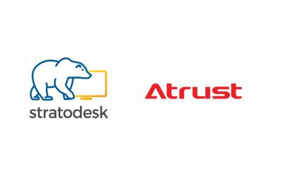 Stratodesk en Atrust bieden een krachtige ThinClient-oplossing
