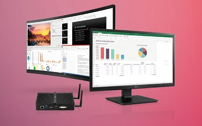 LG Cloud Devices